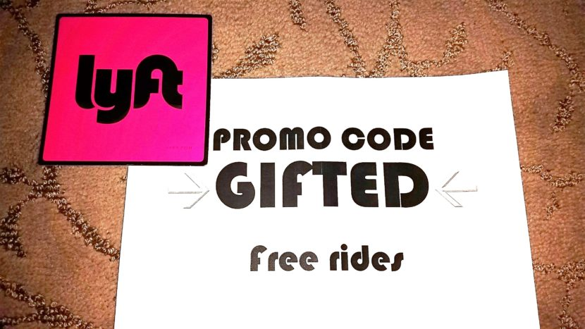 """LYFT Credit Code """"GIFTED"""" for Free Rides – $50 Lyft Promo"""